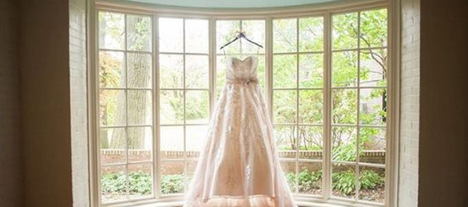 Peu importe ce que vous comptez faire de votre robe de princesse après la cérémonie... Ne faites surtout pas ça!
