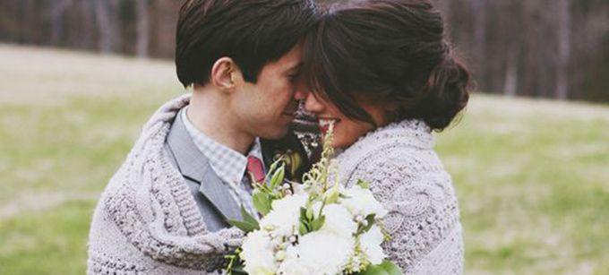 Comment vous garder confortablement au chaud tout en célébrant votre mariage à l'extérieur !