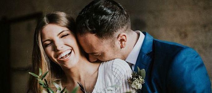 Le jour-J, n'imaginez même pas afficher une autre expression que celle d'une mariée comblée! Voilà comment vous y prendre.