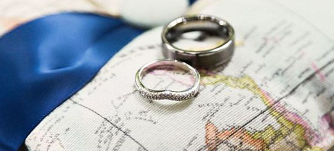 Célébrez votre mariage dans une ambiance globe-trotter!